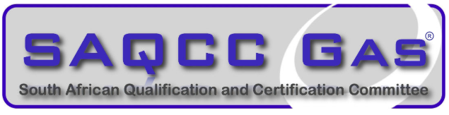 SAQCC Gas – South African Qualification and Certification Committee